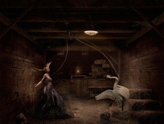 摄影师作品:光怪陆离的概念摄影