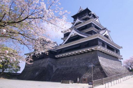 熊本城大天守顶层解体工作完成8月起开始重建