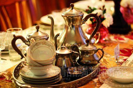 中国的餐具文化起始于青铜时代图片