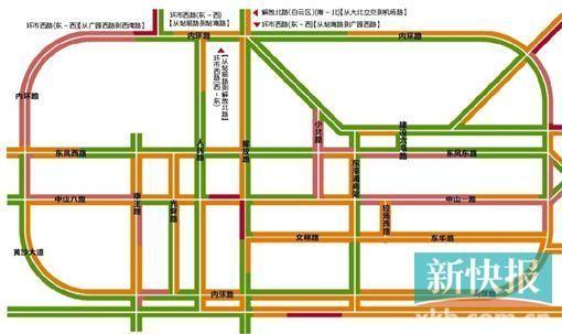 广州通过停车费涨价治理道路拥堵未见成效