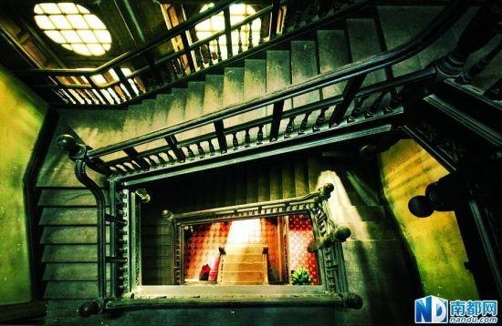 广州老建筑的回旋时光