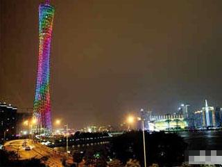 广州2012年曾规定广州塔等公共区域禁设户外广告