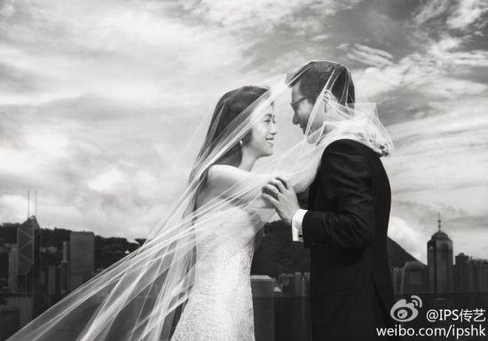 汤唯金泰勇婚纱照曝光已正式结为夫妻