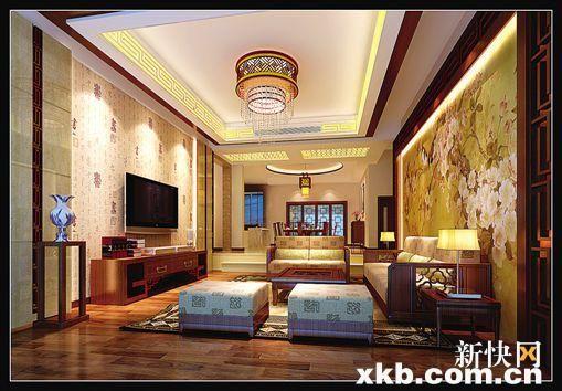家居现代中式设计 从骨子里颠覆传统