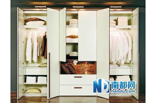 木布衣柜组装步骤图