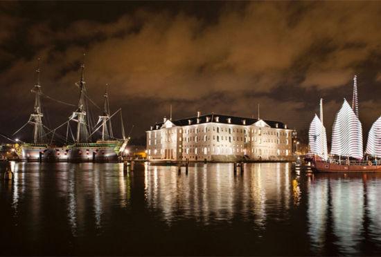 欧洲10大顶尖灯光艺术节黑暗中寻找光明