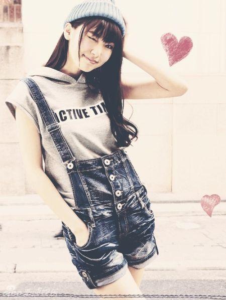 日本16岁嫩模走红 气质清纯酷似新垣结衣
