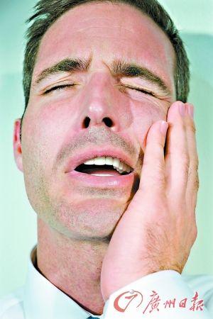 口腔腮帮子是哪个部位图解
