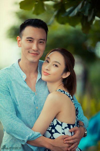 王阳明张俪疑公开承认恋情海量情侣写真