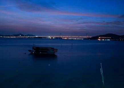 徜徉珠江口最浪漫海岛