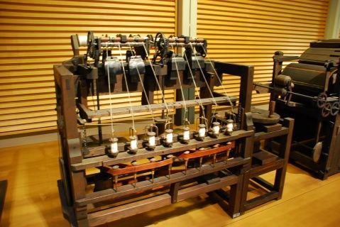 """在""""丰田自动织布机制造所""""设立了汽车部"""