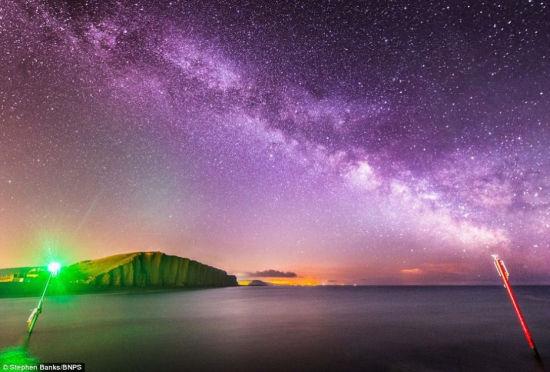 科学家绘制银河系地图:涵盖2.19亿颗恒星