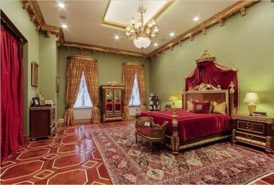 土豪专属:价值一亿美元的纽约六层豪宅