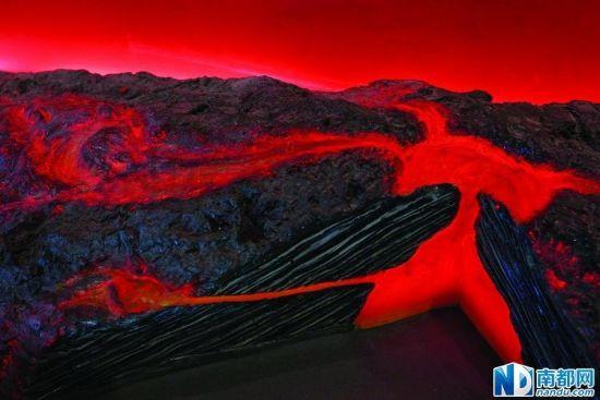 远古的毁灭记忆:探秘香港超级火山原貌