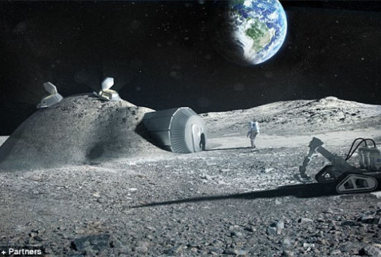 十年后的世界会怎样:走出宾馆看到地球