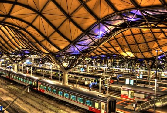 美丽旅行起终点:外媒评选世界最美火车站