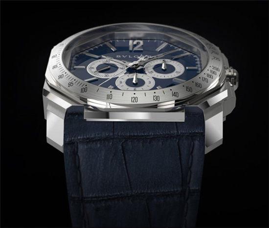 宝格丽联手玛莎拉蒂打造周年纪念限量腕表