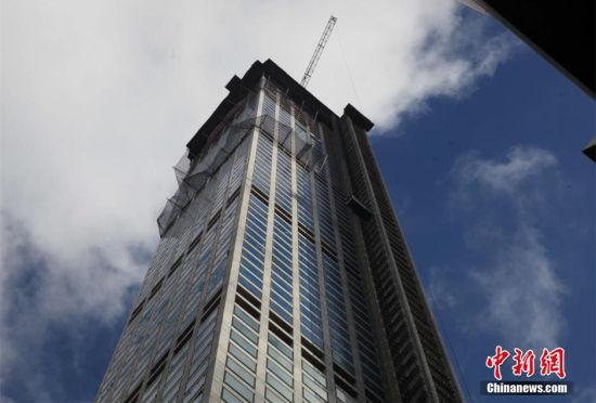 纽约建西半球最高公寓单套起价700万美元