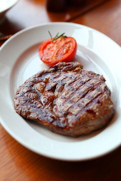 烧烤酱被运用在西式牛排中