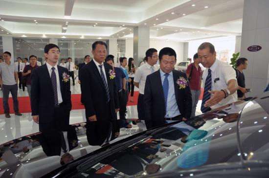 一站式服务 一汽丰田珠海二手车中心开业