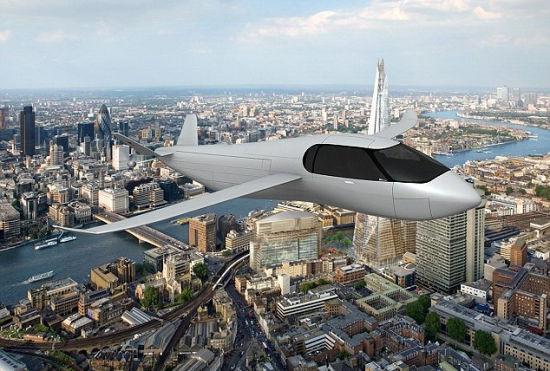 终极飞行汽车:直升机飞机与汽车混合体