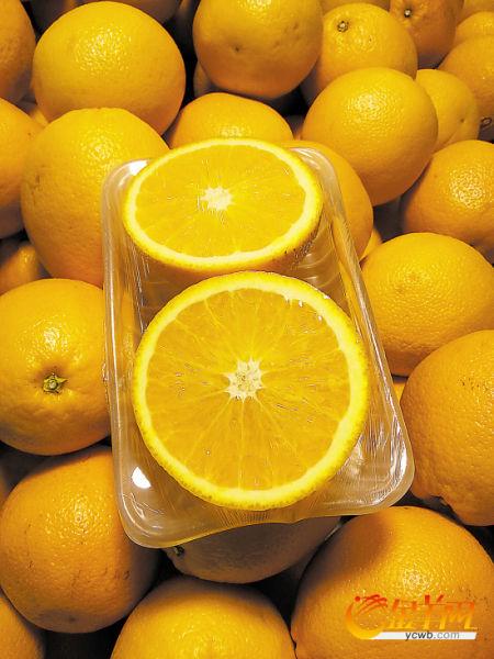 橙子小熊步骤图解