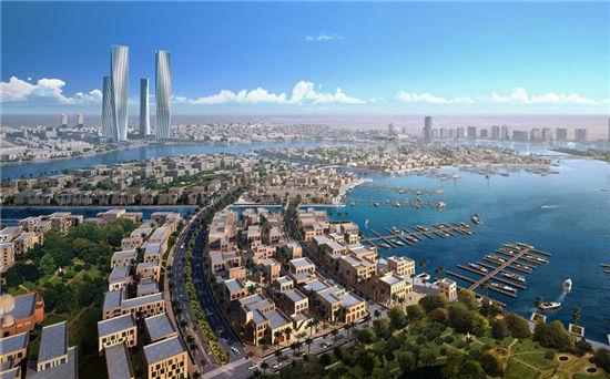 带你看卡塔尔2022年世界杯新城