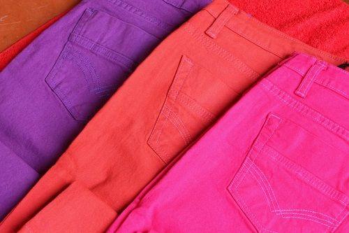 裤子包装步骤图解