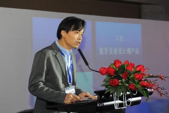 鐵三角民用产品总经理莫峥俊