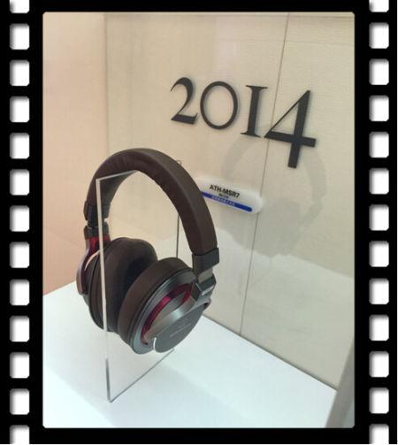 具有40年里程碑意义的ATH-MSR7及ATH-MSR7LTD高清度便携式耳机