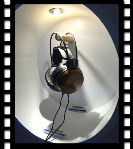 ATH-W1000Z柚木壳动圈耳机