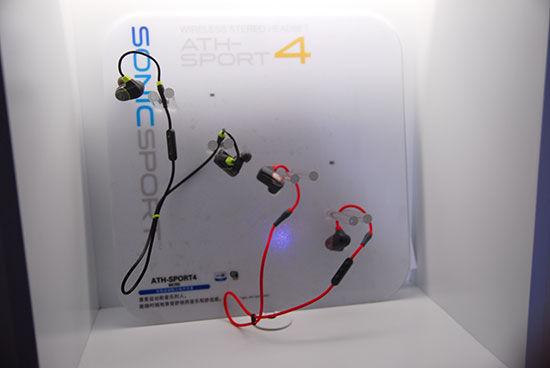ATH-SPORT4运动型耳塞