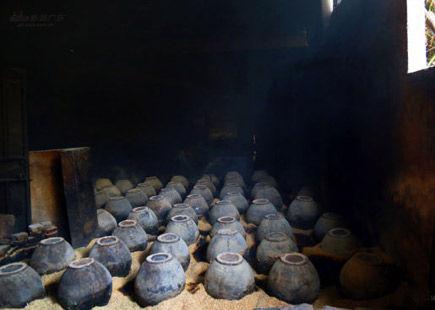 东江糯米酒传统工艺