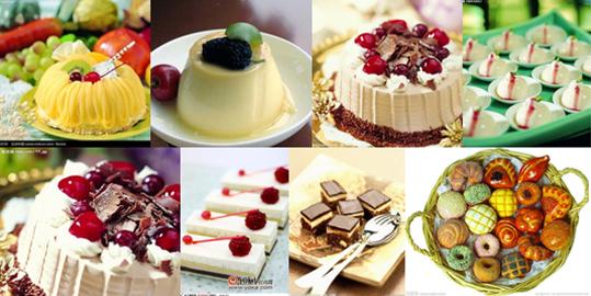 西式糕点免费吃!图片
