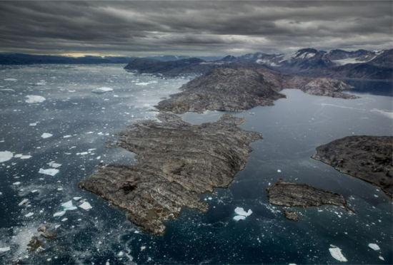 格陵兰岛景色壮美一块隐藏的瑰宝