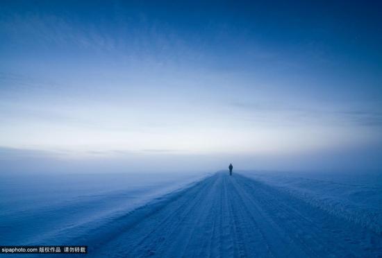 摄影师镜头下的芬兰孤独又美到窒息