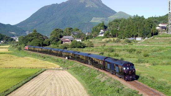 日本七星列车