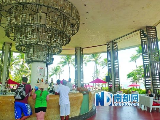 clubmed度假村巴厘海岛游 随意狂欢至上
