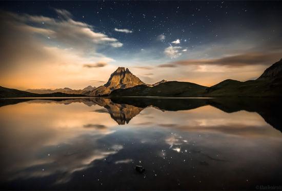 风光摄影师:记录地球最壮观的姿容