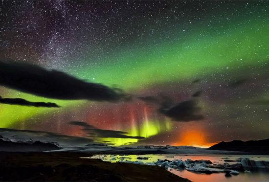 让人窒息的美丽2014年全球最壮观图片