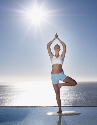自然瑜伽瘦身法