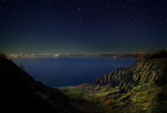 夏威夷之夜你从未见过的夏威夷群岛