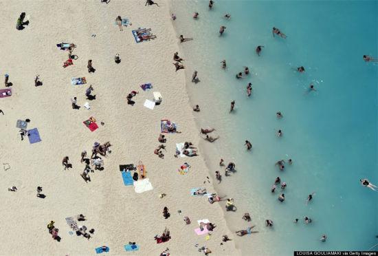 到世界最美海滩那瓦吉欧滩看希腊沉船