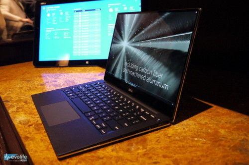 颜值爆表 戴尔2015新款XPS 13真机图赏
