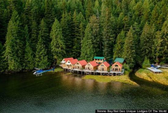 世界最独特度假村:加拿大的尼莫湾