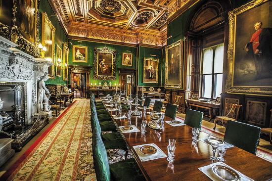 阿尼克城堡 英国旅游局供图