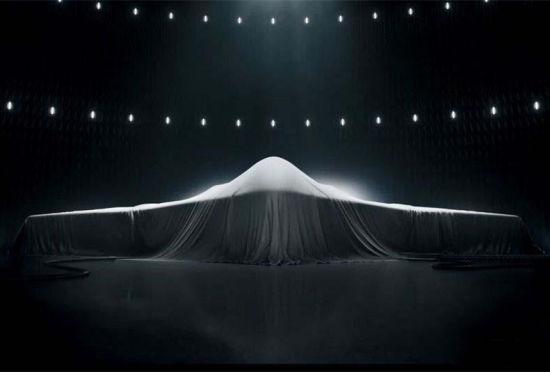 美国军工宣传片曝光下一代隐形轰炸机