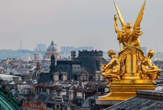 巴黎将为城市的屋顶申遗打造新旅游项目