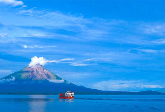 盘点:即将消失的尼加拉瓜湖美景
