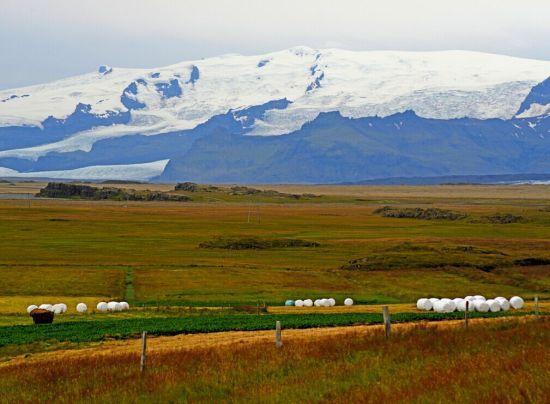 冰岛克拉夫拉熔岩公园